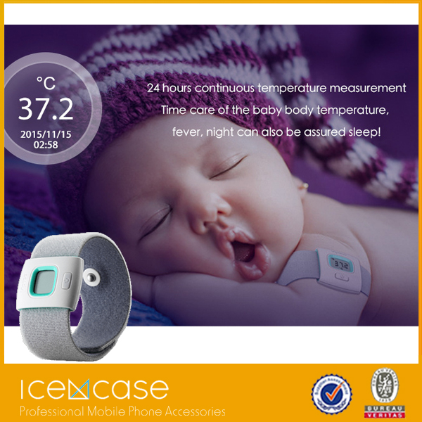 Vipose iFever Smart Digital Baby Thermometer Bluetooth Household Fever Temperature Thermometer