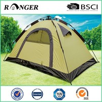2015 New designed outdoor camping canvas bell tent for sale