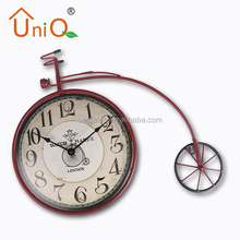 home or offce decoration bicycle metal wall clock table clck