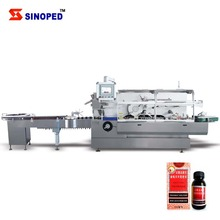 Automatic Bottle Carton Box Machinery small products manufacturing machine cartoner machine manufacturers