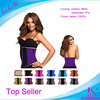 Hot girl sexy latex corset lingerie strapless body slimming shaper transparent corset waist shaping trainer