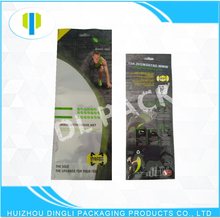 Low price clear window insole packaging bags