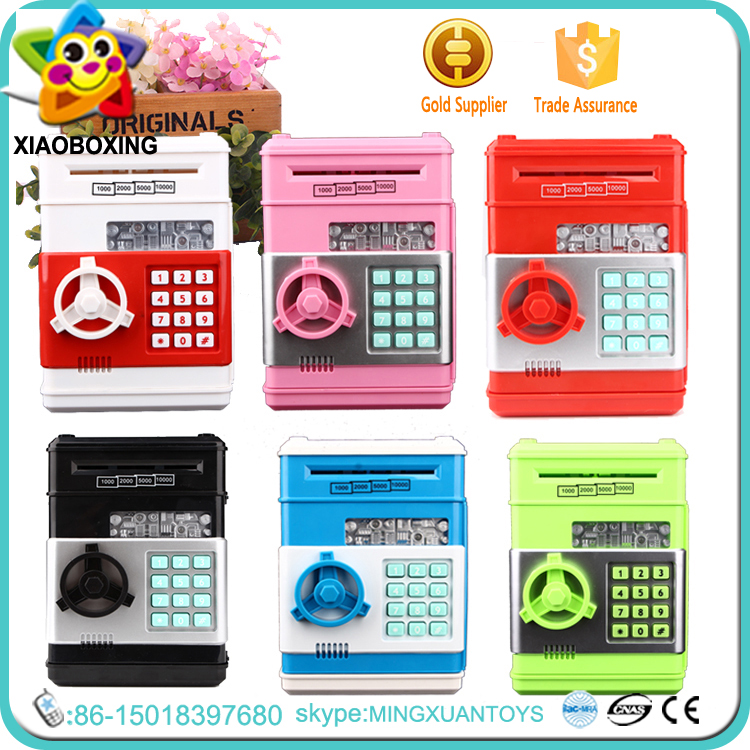 Hot-selling gift toys electricity coin power saving box price
