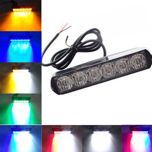 High Power Flasher Lights Vehicle Truck Warning Caution Emergency Construction Strobe Light