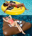 China Factory Directly Wholesale EN71 SGS Giant Swimming Pool Float Island Inflatable Air Mat