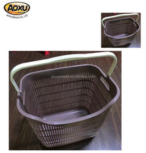 Making plastic washing basket mold
