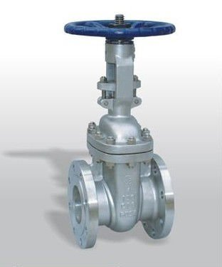 Cast Alloy Steel Flanged Gate Valve
