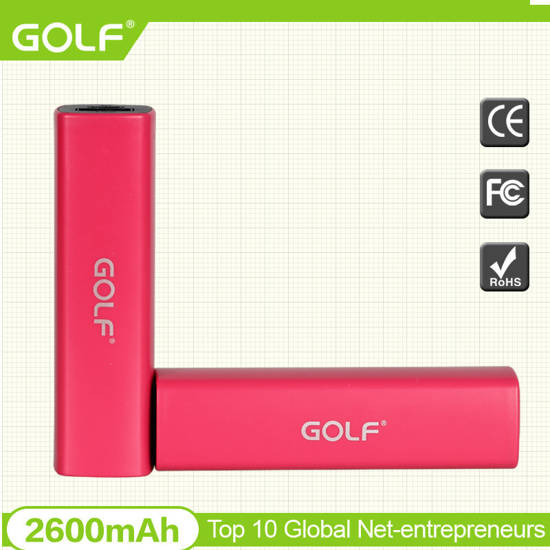 best selling smart power bank 2600mAh power bank manual for power bank