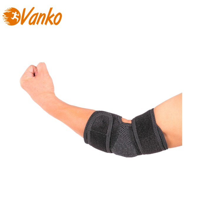 Adjustable Customized Logo Orthopedic Elbow Support Brace and Elbow Protector