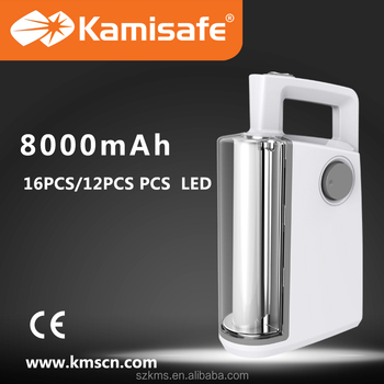 2015 Newest Style of LED rechargeable emergency light
