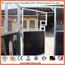 Hot dipped galvanized Frame Portable Horse Stall with door