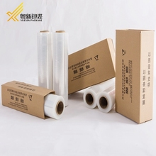 Coextruded Multilayered PE Stretch Film
