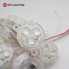 newest clear lens cover housing ucs1903 ws2811 ws2801 LPD6803 DMX512 30mm led pixel light