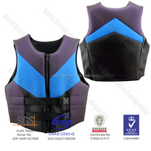 New Style soft durable neoprene super comfortable life vest