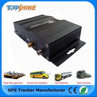 Voice Monitoring Data Logger SD Card Vehicle Car GPS Tracker Support 3G GSM/GPS Module