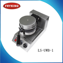 Factory wholesale home snack bar use electric commercial waffle baker