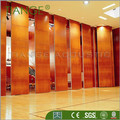 Auditorium Interior Wooden Acoustic Movable Partition Movable Partition for Mosque