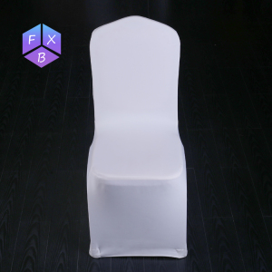 hot sale multi-colored custom-made banquet polyester spandex chair cover