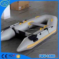 CE certificated one person cheap inflatable boat for Mini Fishing Boat