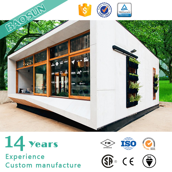 Pre made container house home made in China with shipping container homes for sale