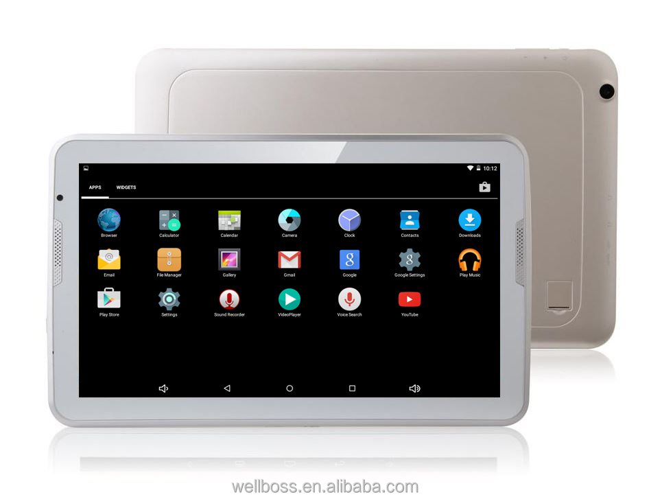 10 inch tablet Octa Core 1366*768 IPS 2.0 mp Android 5.1 Bluetooth 10.1 tablet pc +Gifts