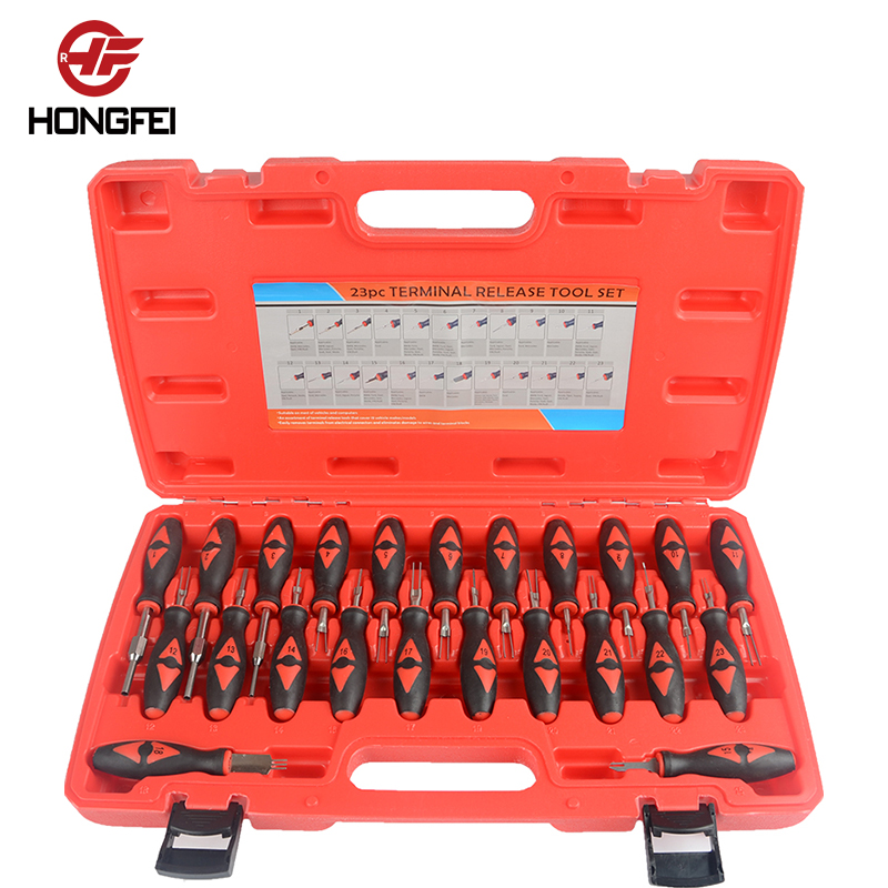 23pc Universal Auto Repair Terminal Release Tool Removal Tool