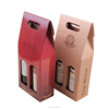 Customized Craft Paper Packaging Wine Box