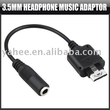 3.5MM Headphone Music Adapter for LG Cookie KP500,YHA-MO021