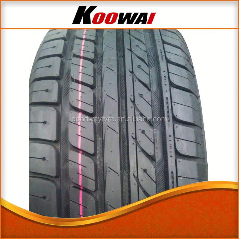 Popular Auto Part Radial Car Tires