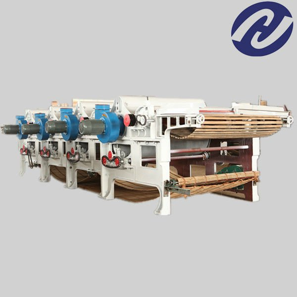 Four Roller HN250 Yarn Waste Recycling & Processing Machine