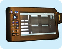 palm ultrasound pocket size convenient for user /portable ultrasound