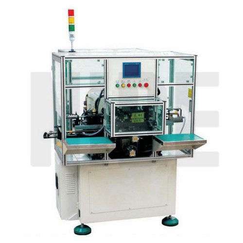 Servo motor cnc transformer coil winding machine