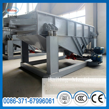 polyurethane linear vibrating screen