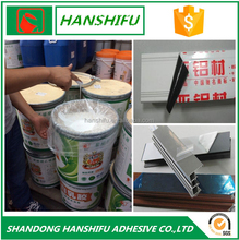 Water based Acrylic adhesive glue for aluminum protective film making