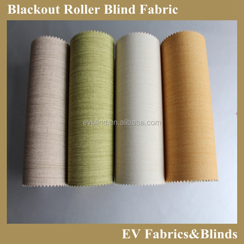 Simple style roller blind fabric blackout roller blind fabric