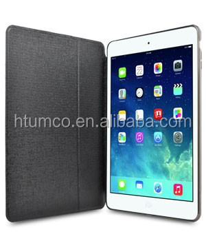 Newly design premium stand cover,Air Frame case,Slim PU case for Apple iPad Air
