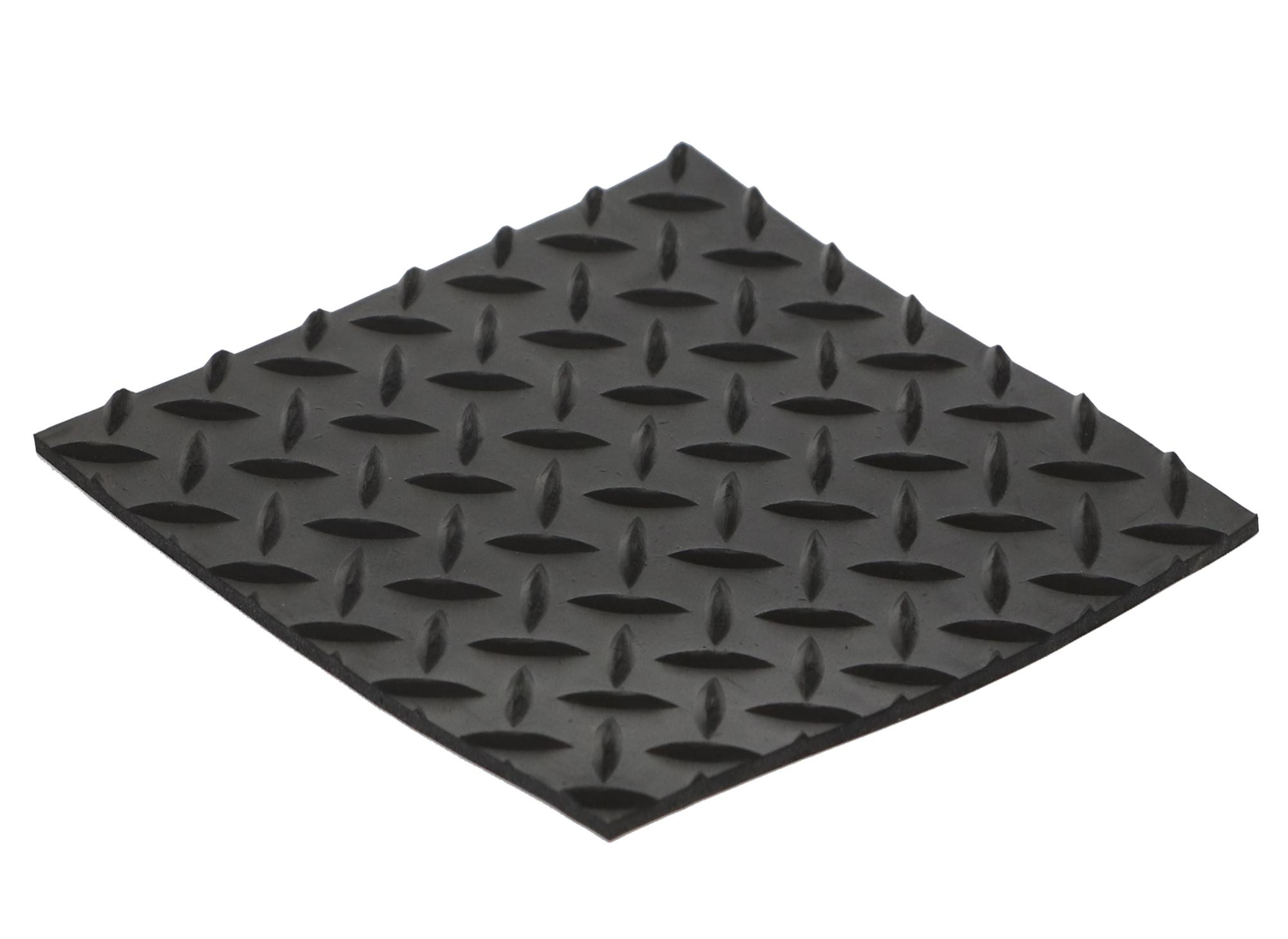 China Factory Manufacture Willow Rubber Floor Mat With High Quality