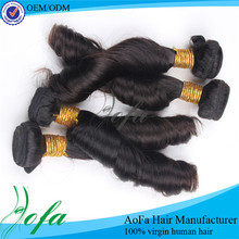 Wholesale price 100% virgin unprocessed brazilian dream virgin hair