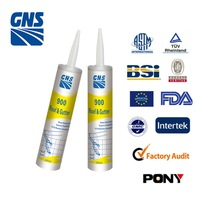 Guttering and flashings silicone sealant