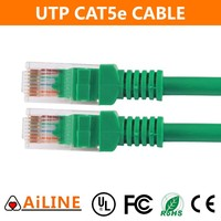 AiLINE OEM Lan Cable Cat5e Patch Cord UTP/FTP/SFTP Network cable