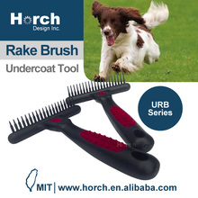 2015 Hot Selling Easily Removes Undercoat and Loose Hairs Anti-Static Rake Combs