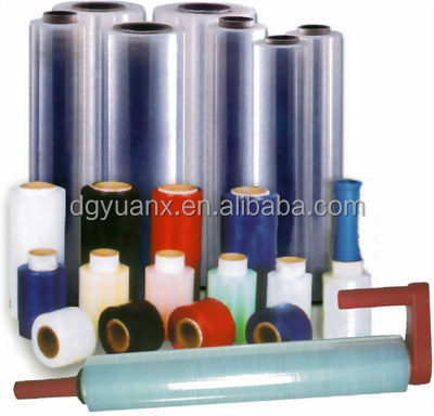 Direct factory supply stretch film with high quality and cheap price