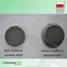 GinShiCel Efficient Coating Auxiliary Agent Hydroxy Propyl Methyl Cellulose Hpmc/mhpc