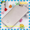 2016 new arrival famous brand led selfie cell phone case for iphone 6/6s plus