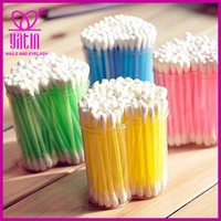 cotton gauze swabs with plastic box