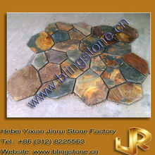 Multicolor Patio Flagstone
