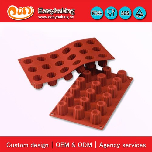 WWW Wholesale Baking Equipment 3D Silicone Cake Mold Pans
