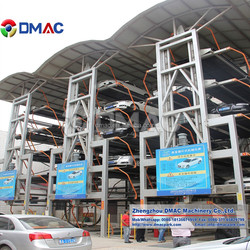 High quality fast access auto parking equipment