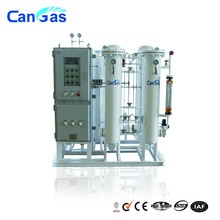 CANGAS Oil and Gas Use High Quality Anti-explosion PSA Oxygen Generator