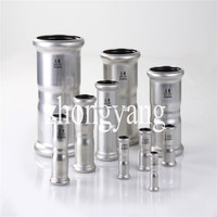 304 stainless steel pipe junction